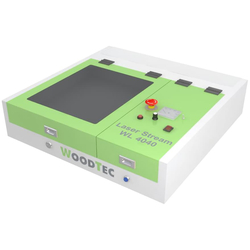 WoodTec LaserStream WL 4040 Лазерно-гравировальный станок с ЧПУ Woodtec Лазерно-гравировальные Для производства мебели