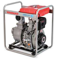Yanmar YDP 40STN Мотопомпа грязевая дизельная Yanmar Дизельные Мотопомпы