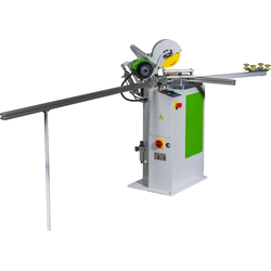 WoodTec-DR Односторонний усозарезной полуавтоматический станок с функцией фрезерования Woodtec Для рамочных фасадов Для производства мебели