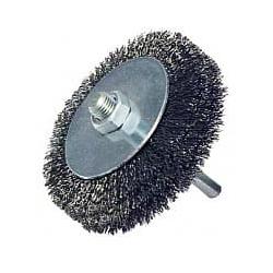 S-892 Щетка текстурная d 75 мм, max 5000 об/мин Rossvik Шиномонтажный Инструмент