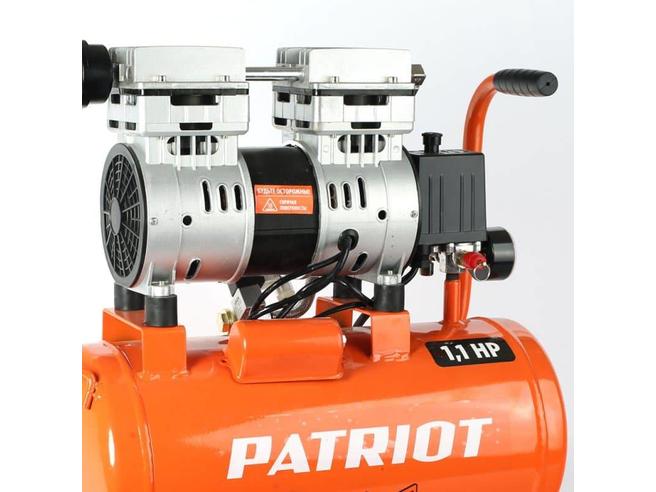 Patriot WO 24-160 Компрессор поршневой безмасляный Patriot Поршневые Компрессоры