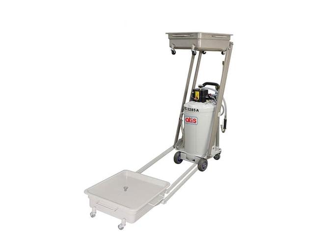 Atis HC 3285A Вакуумная установка для маслозамены с подкатной ванной, 78л. Atis Слив и замена масла Замена жидкостей